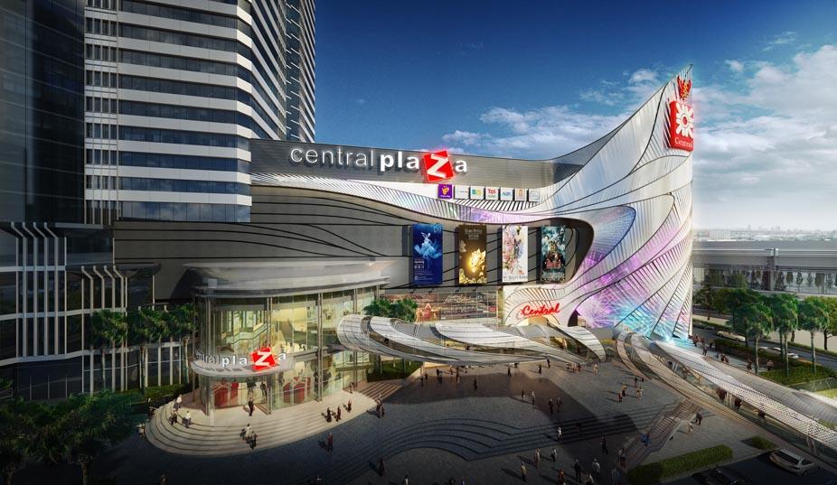 Bangna is a shopping heaven in Bangkok